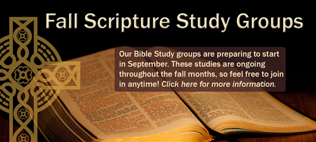 Fall Scripture Study