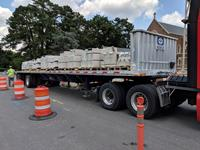 First Limestone Delivery
