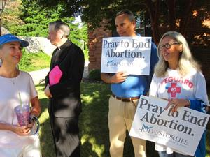 Click to view album: Respect Life Events