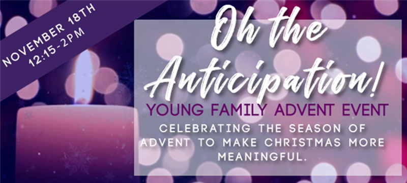 Young Families Advent Event